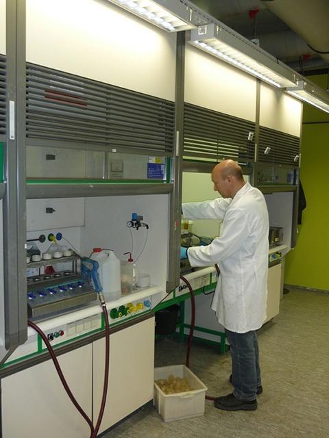 Laboratorium huren in Nijmegen