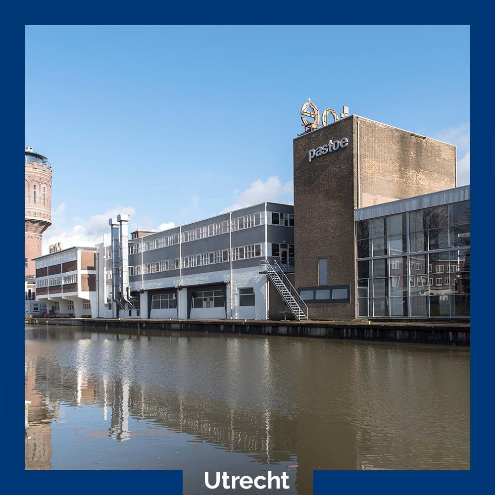 Pastoe Fabriek Utrecht