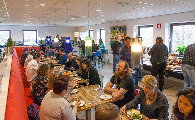 nieuwjaarslunch-biopartner-center-nieuwe-kanaal-marijkeweg-wageningen-campus-community-kadans-1