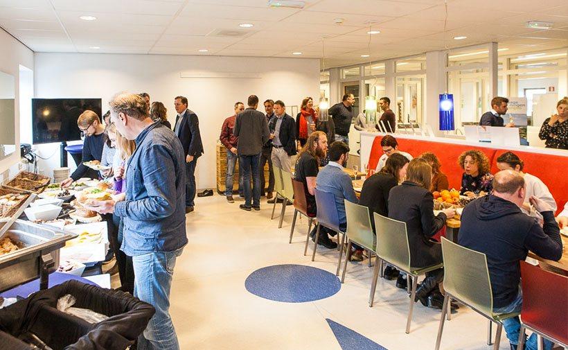 nieuwjaarslunch-biopartner-center-nieuwe-kanaal-marijkeweg-wageningen-campus-community-kadans-4