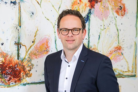 Marco Stolwijk, Real Estate Manager bij Kadans Science Partner