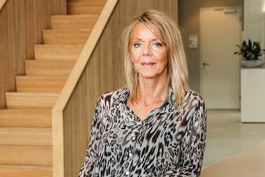 Jolanda Enneking, Hospitality Medewerker