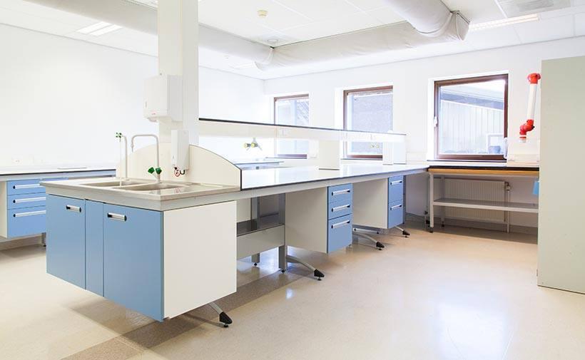 Laboratorium te huur