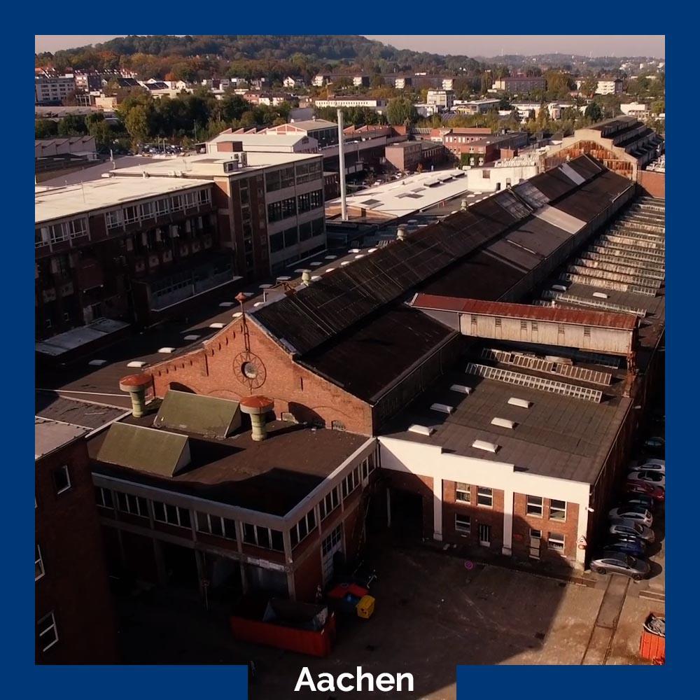 Campus Jahrhunderthalle Aachen