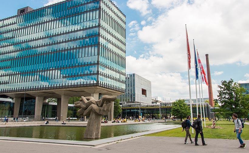 Tu/e Campus Eindhoven