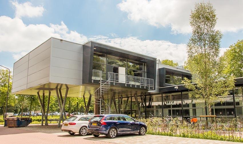 Meulensteen House of Robotics op TU/e Campus Eindhoven