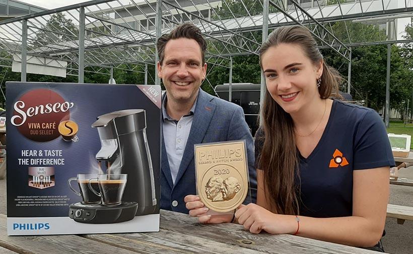OrangeNXT wint Gerard & Anton Award