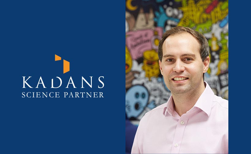 James Sheppard new Head of Commercial Kadans UK and Ireland