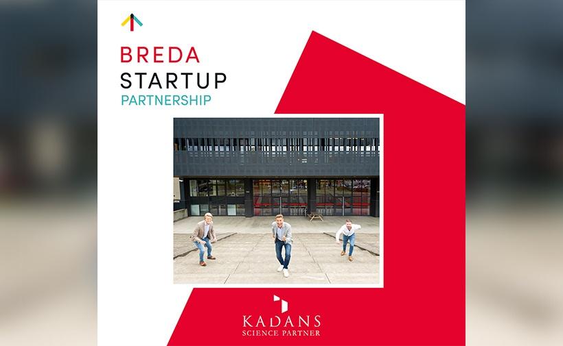 Breda Startup en Kadans Science Partner klaar voor partnership