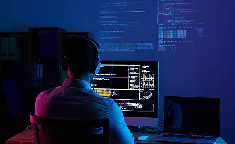 Webinar over software