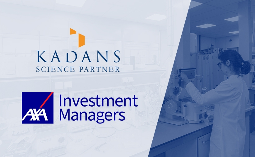 Kadans Science Partner acquired by AXA Investment Managers - Real Assets