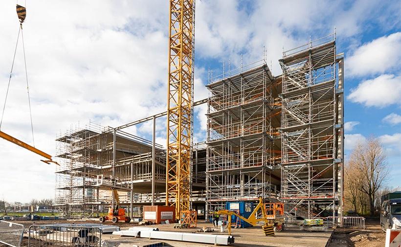 Plus Ultra Leiden new multi-tenant building Leiden Bio Science Park
