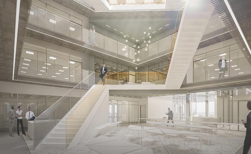 Plus Ultra Groningen nieuw multi-tenant gebouw op Zernike Campus