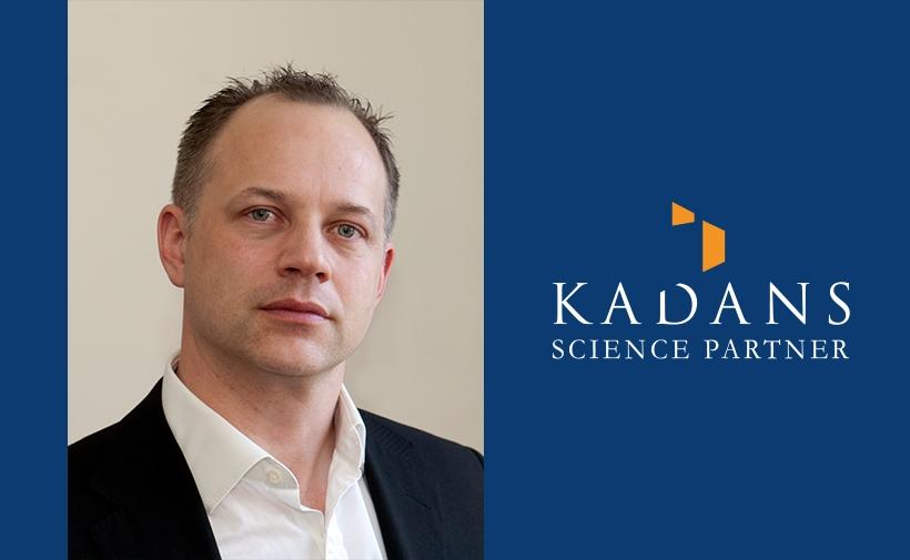 Edward Joslin appointed Senior Development Manager at Kadans Science Partner