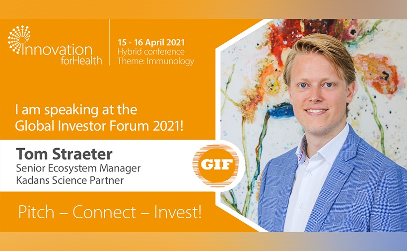 Tom Straeter will be speaking at Global Investor Forum