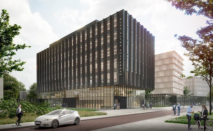 Plus Ultra Amsterdam op Medical Business Park