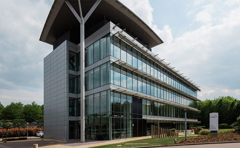 The Sherard Building Oxford Science Park