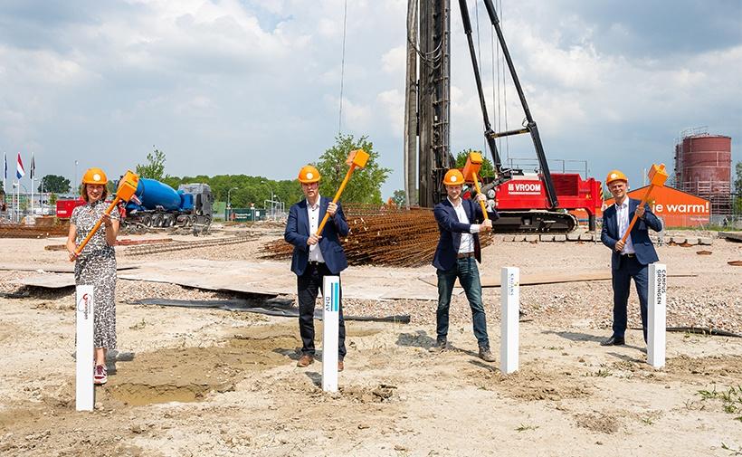 Start bouw Plus Ultra Groningen op Campus Groningen