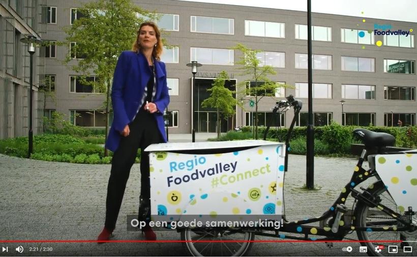 Fiets mee met regio Foodvalley