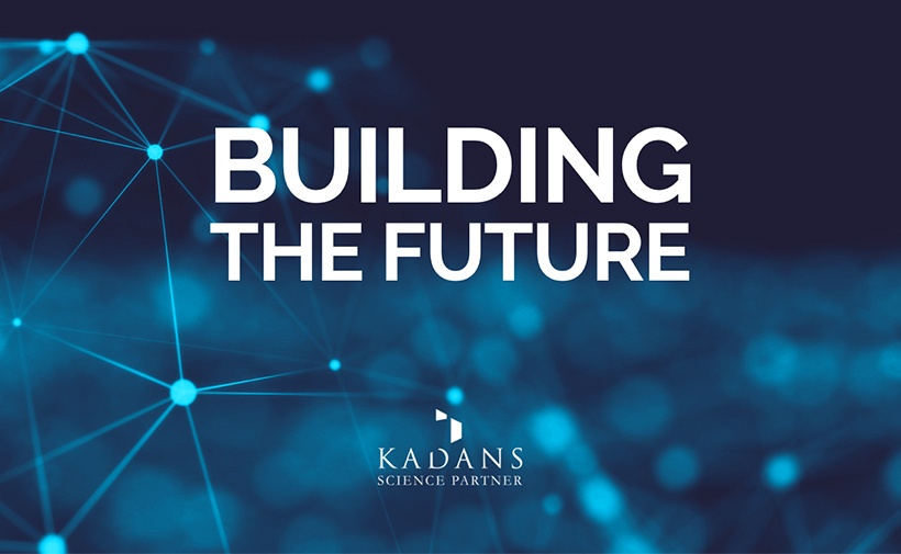 Building the Future: a podcast by Kadans Science Partner