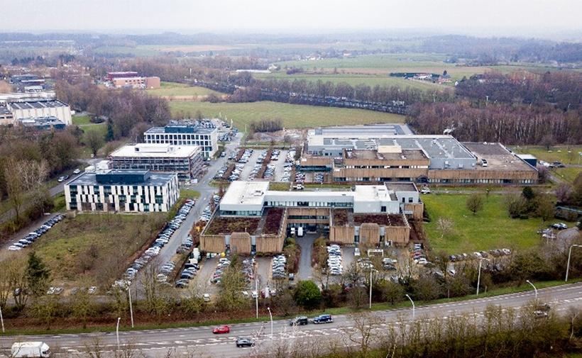Watson & Crick Hill Louvain-la-Neuve Science Park